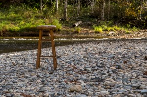 Solitary Stool